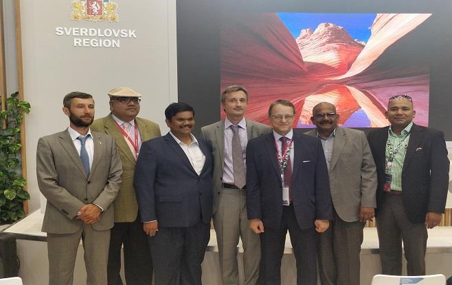 CII Delegation to Russia