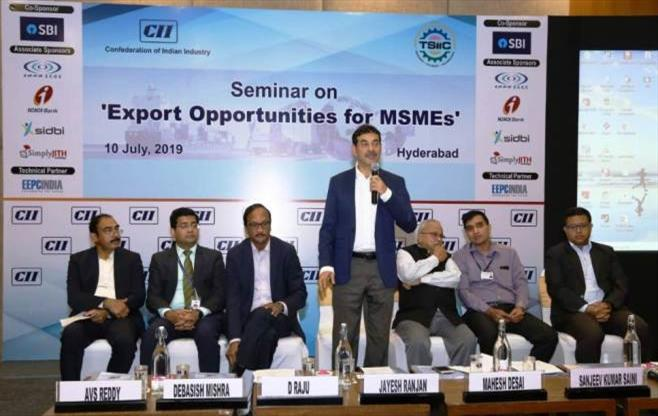 Export Opportunities for MSME