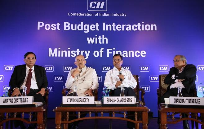 CII Post Budget Meeting