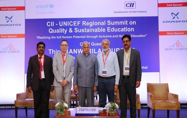 CII – UNICEF Regional Summit