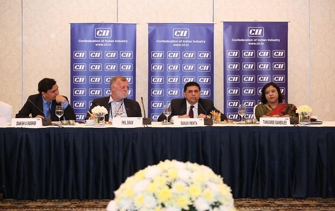 First meeting of CII NC on MNCs