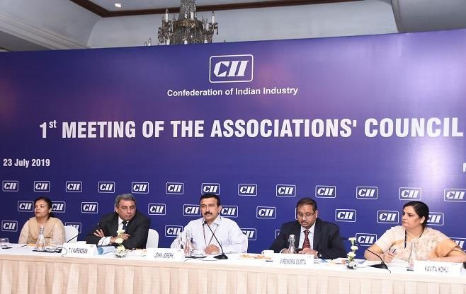 First Meeting of the CII ASCON
