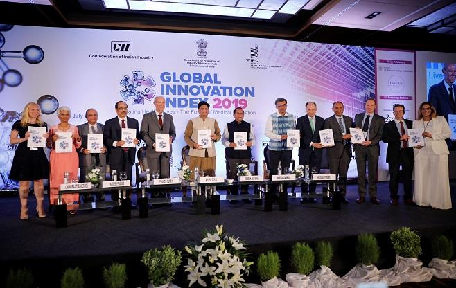 Global Launch - Global Innovation Index