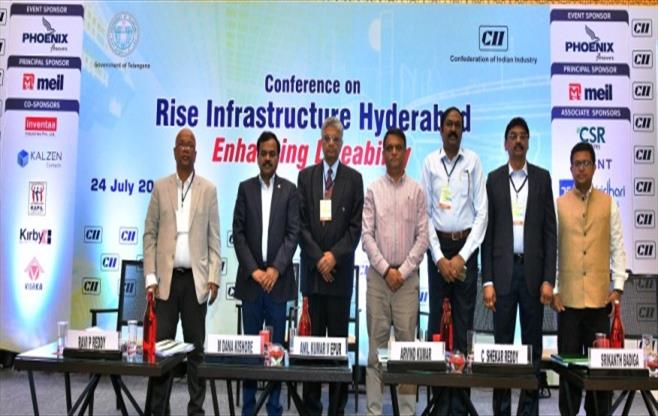Conference on Rise Infrastructure
