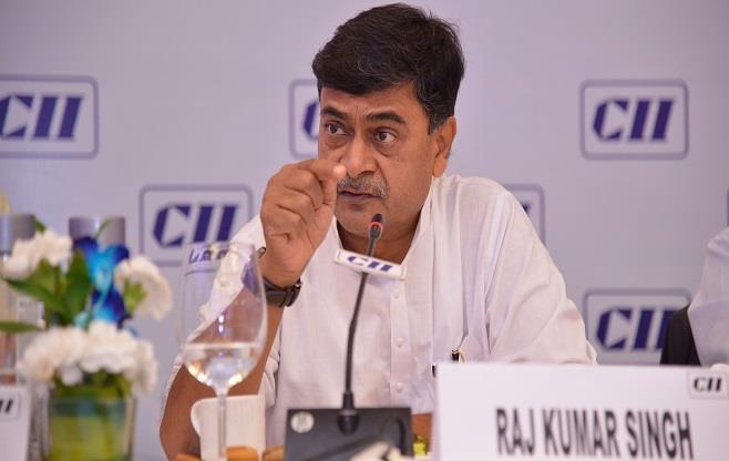 CEOs-Dialogue with Mr R K Singh