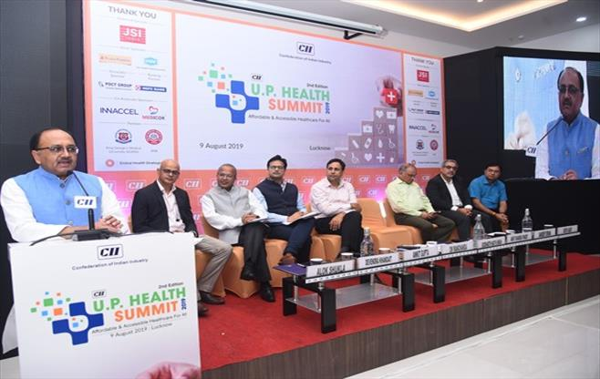 CII UP Health Summit 2019