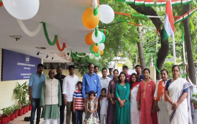 Independence Day Celebrations at CIISR