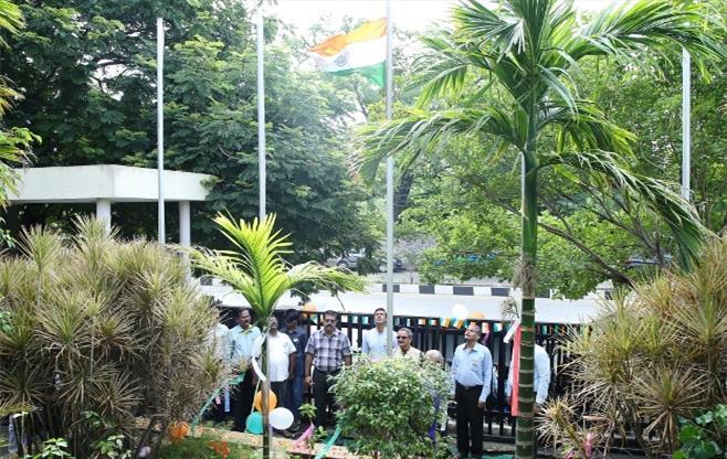 Independence Day Celebrations in CII SR