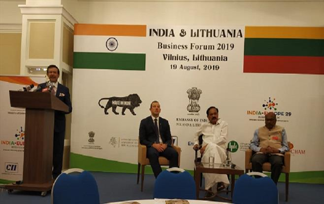 India-Lithuania Business Forum