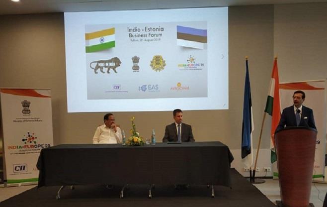 India-Estonia Business Forum