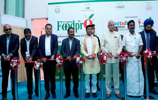 Inauguration of CII Foodpro 2019