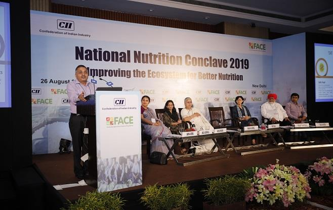 CII National Nutrition Conclave 2019