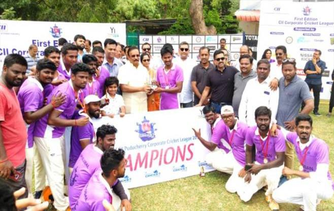 CII Puducherry Corporate Cricket League