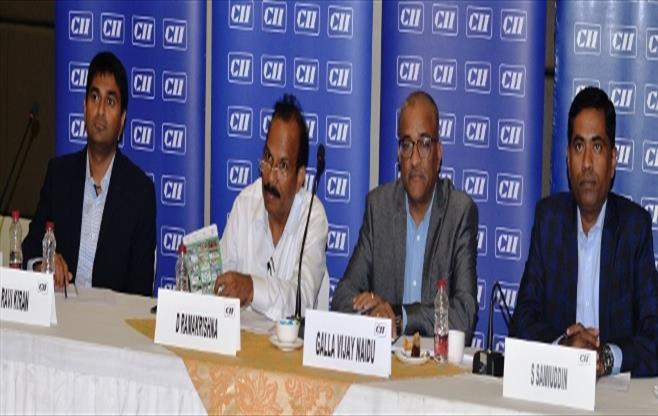 Union Budget Session- CII AndhraPradesh