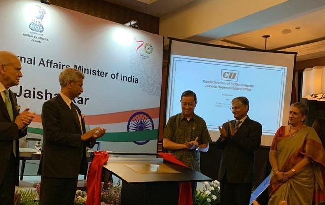 Opening of the CII office in Jakarta