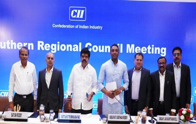 Session with Hon'ble Ministers of AP