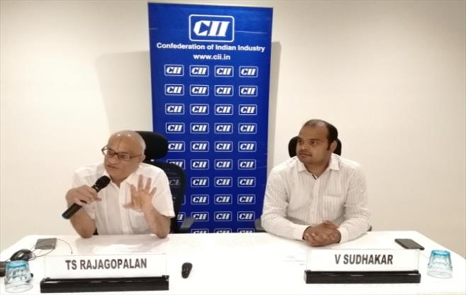 CII Salem Programme on Finance