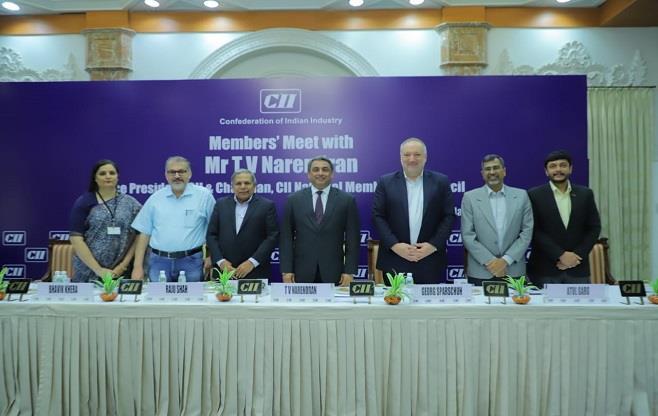 CII Members Meet