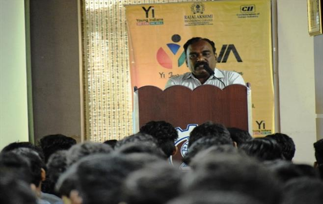 Yi Chennai Celebrated the Madras Week