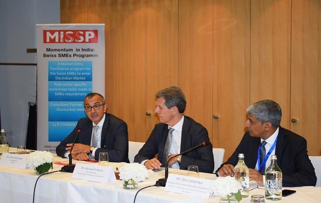 Business Delegation to Switzerland