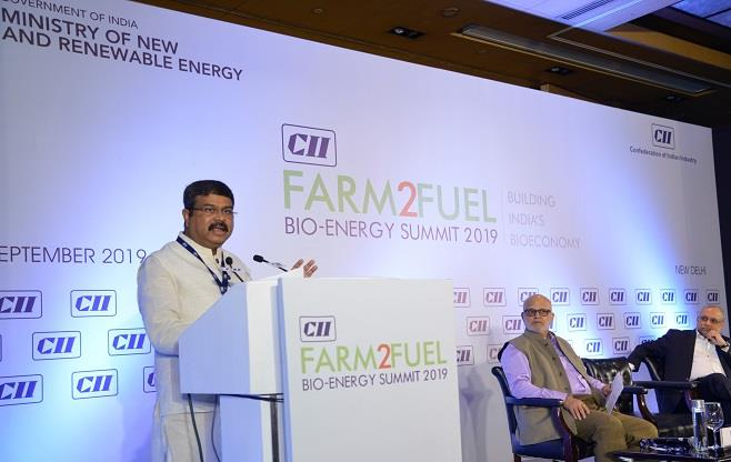 Bio-Energy Summit 2019: Farm2Fuel