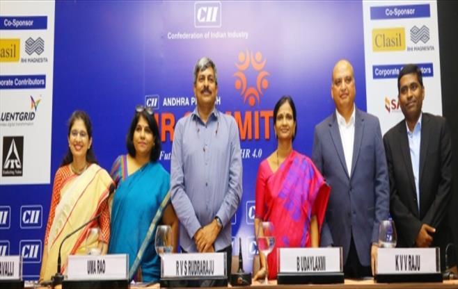 CII Andhra Pradesh HR Summit 2019