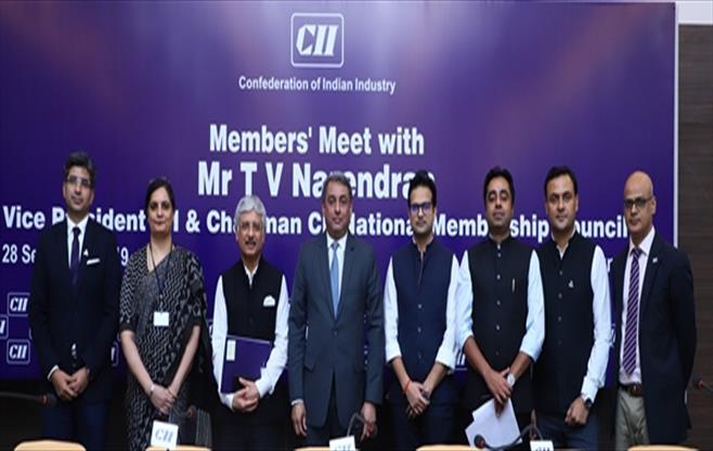 Members meet at Lucknow.