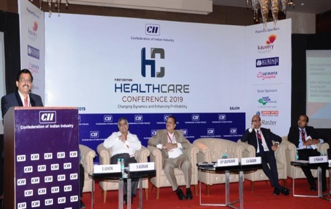 CII Helathcare Conference 2019