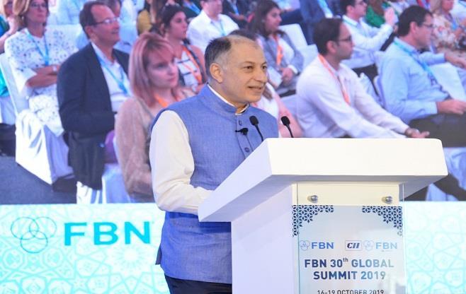 CII FBN 30th Global Summit 2019