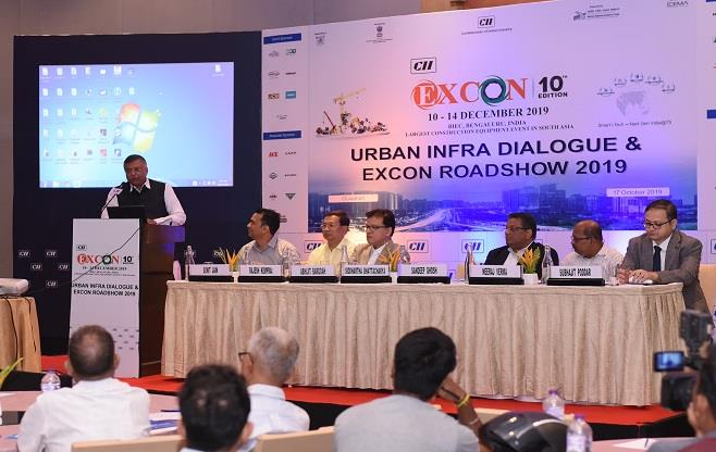 Urban Infra Dialogue & EXCON Roadshow