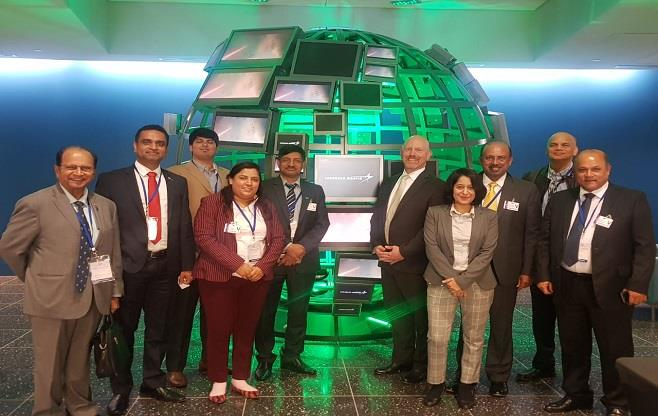 CII's first #spacetech delegation to US