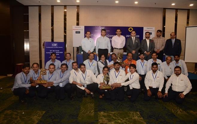32nd QC Circle at Rajasthan