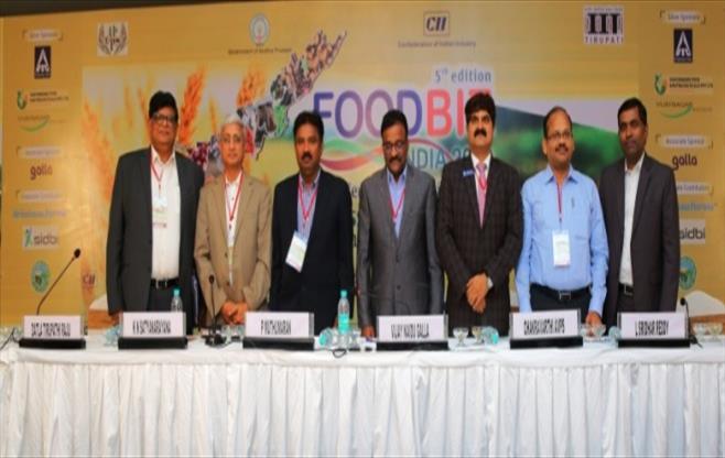 CII ANDHRA PRADESH FOODBIZ INDIA 2019