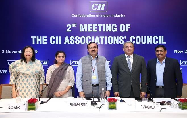 Second meeting of the CII ASCON