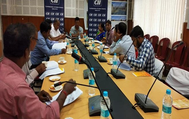 Third CII Tripura Members' Meet