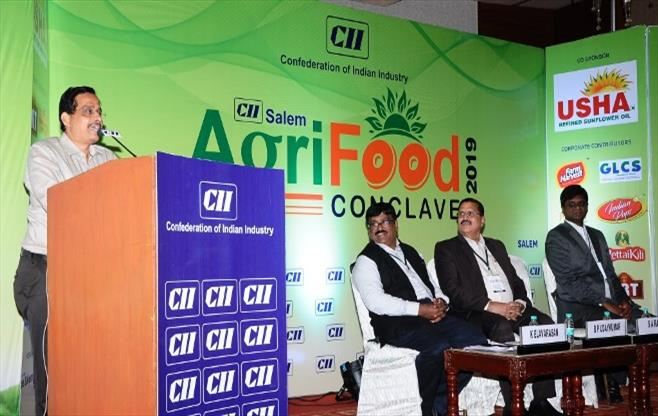 CII SALEM AGRIFOOD CONCLAVE 2019