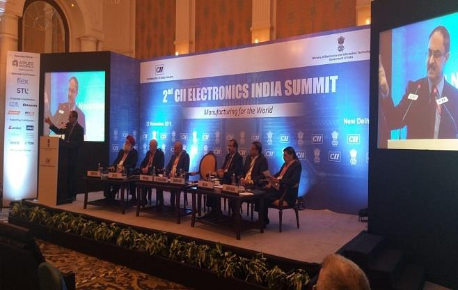 CII Electronics India Summit