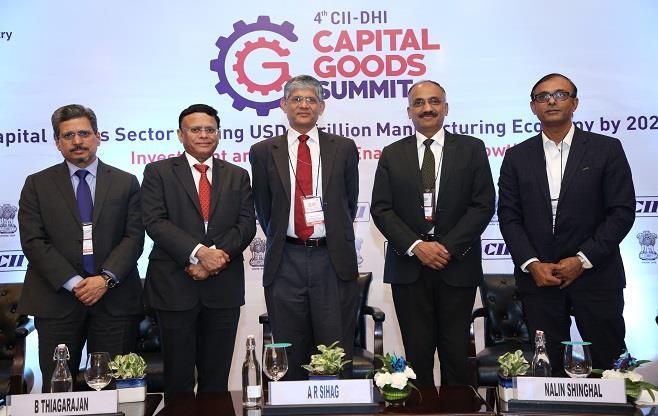 4th CII-DHI Capital Goods Summit