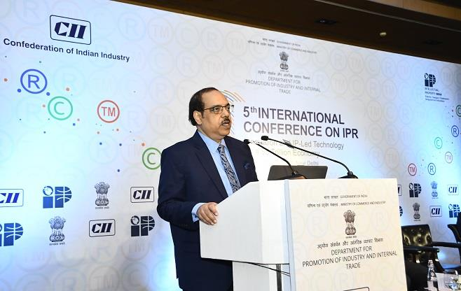 5th International Conference on IPR