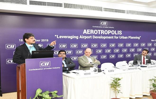 Interaction on AEROTROPOLIS