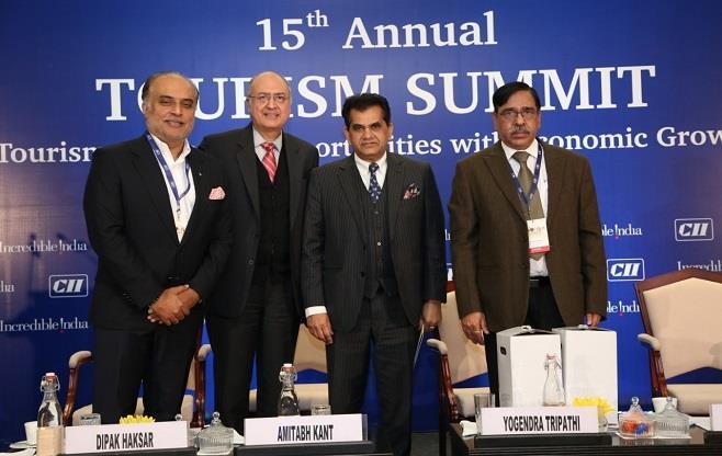 15th CII Annual Tourism Summit