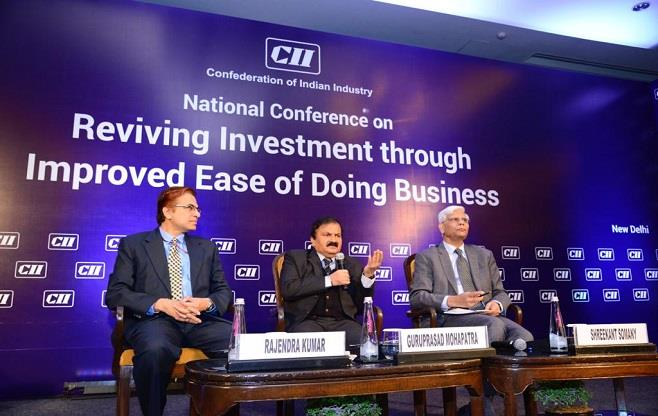 Conference on Reviving Investment