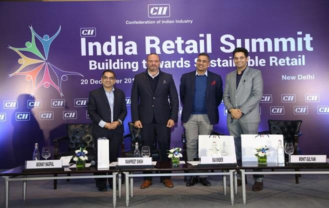 CII India Retail Summit 2019