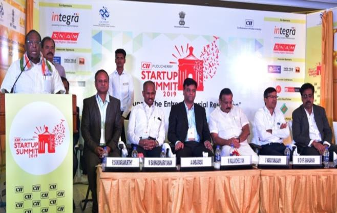 CII Puducherry Startup Summit
