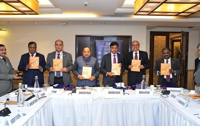 Report Release of the ERIA-CII Project
