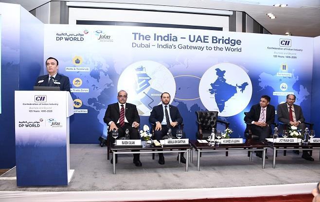 India - UAE Bridge