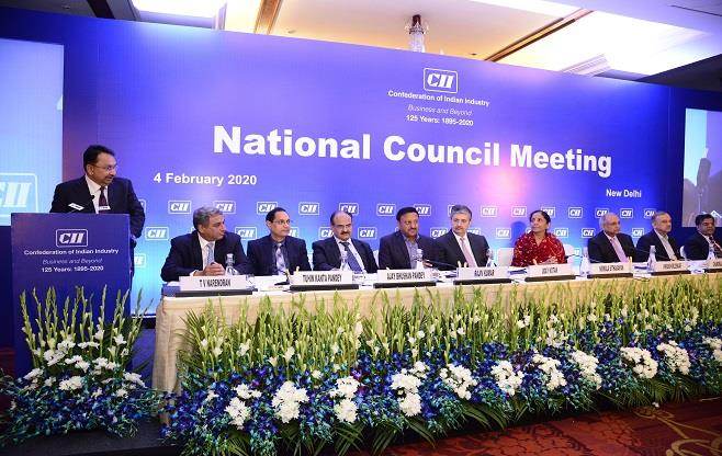 CII National Council Meeting