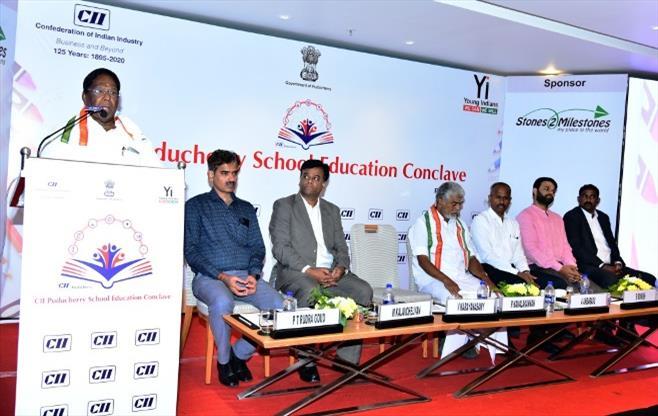 CII Puducherry School EducationConclave