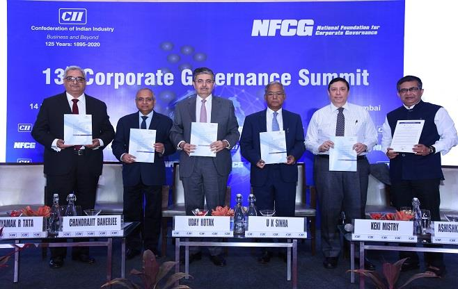 13th CII Corporate Governance Summit