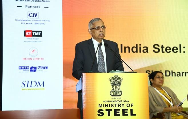 Workshop on Indian Steel